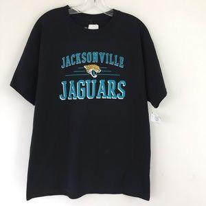 Jacksonville Jaguars Graphic T-Shirt Size Large